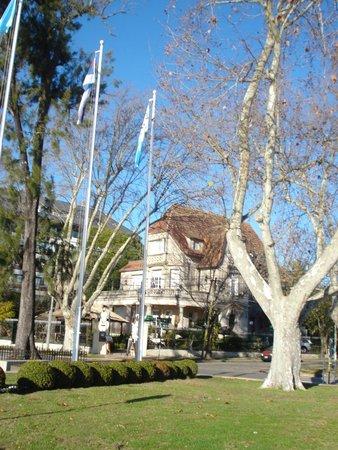 Hotel Villa Julia : vista de la casona