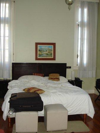Hotel Villa Julia : habitación gigante