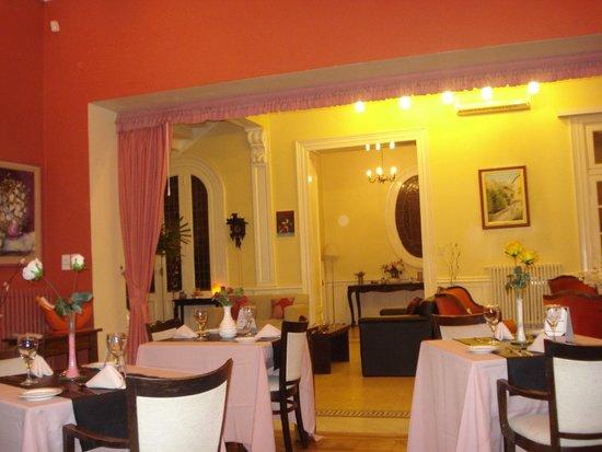 Hotel Villa Julia : comedor