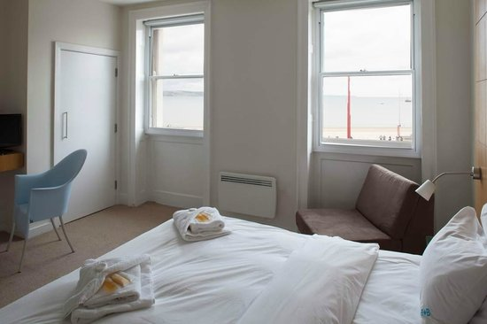 B+B Weymouth: Seaview Double
