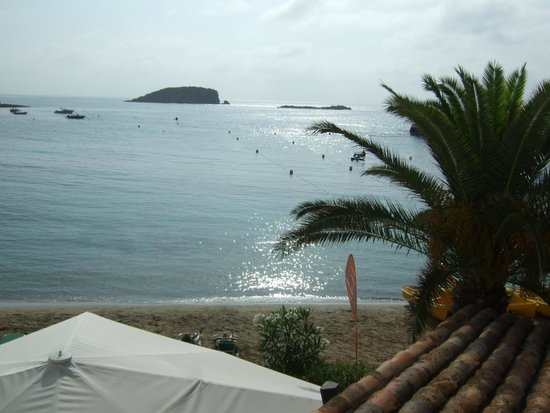 Es Cana Playa Apartments: View from room