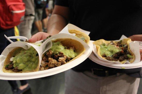 Los Tacos No. 1: Best tacos!