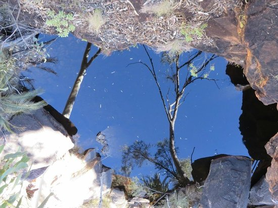 Kings Canyon : Refelections at the Garden of Eden