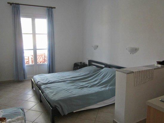 Paros Paradise Apartments : Room 3