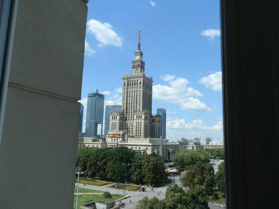 Polonia Palace Hotel : vista desde la habitacion