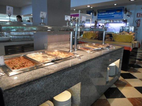 Mediterraneo Park: Restaurante Buffet
