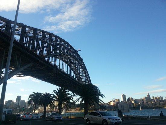Holiday Inn Old Sydney: heart of sydney