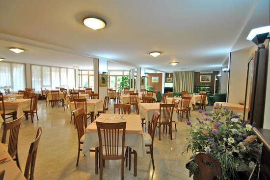 Hotel Nettuno : Ristorante