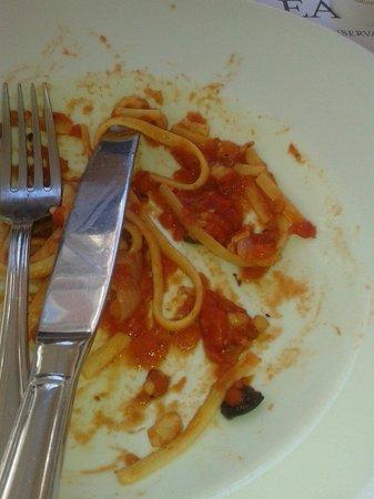 Eataly : Una pasta veramente deludente...