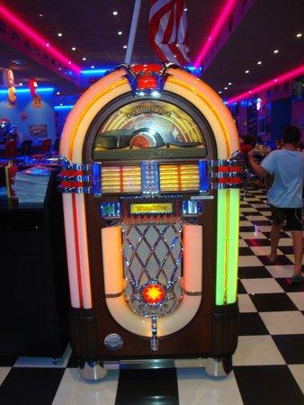 Memphis Coffee : jukebox