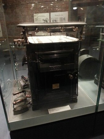 Museum of Science & Industry: need a new cooker?