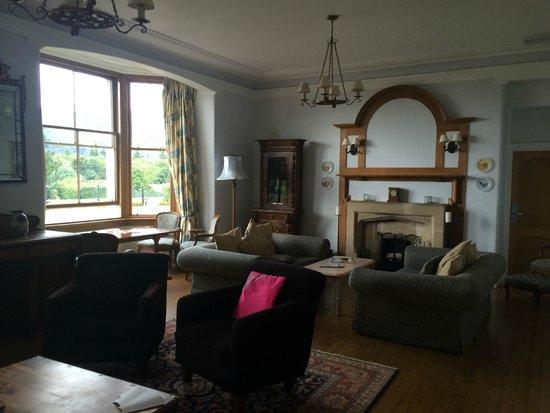 The Lovat, Loch Ness: Sitting Room