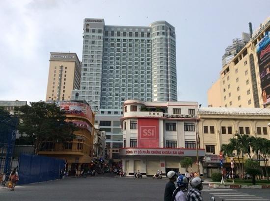 Sheraton Saigon Hotel & Towers: 外観