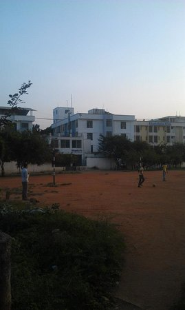 Online Suites: PLAY GROUND OPPOSITE THE HOTEL