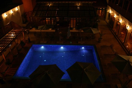 Belmond Palacio Nazarenas: Beautiful pool