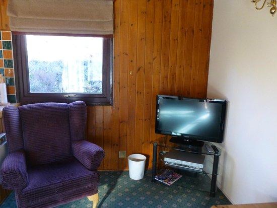 Macdonald Lochanhully Woodland Club: Living Room