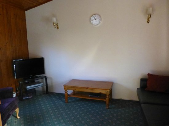 Macdonald Lochanhully Woodland Club: Living area