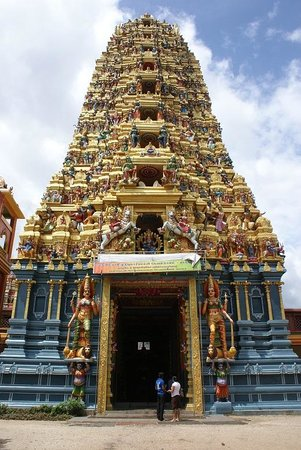 Matale, Sri Lanka: Sri Muthumariamman Thevasthanam