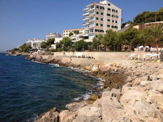 Hotel Riu Palace Bonanza Playa: Around the hotel