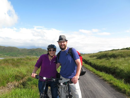 Clew Bay Bike Hire and Outdoor Day Adventures : Fun times on the Greenway