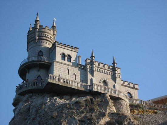 """Yalta Municipality: Ресторан """"Ласточкино гнездо"""""""