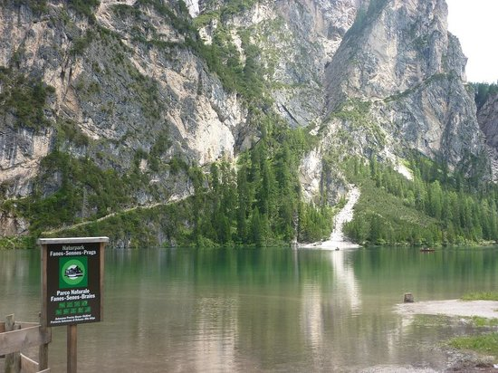 lago di braies prags - photo #22