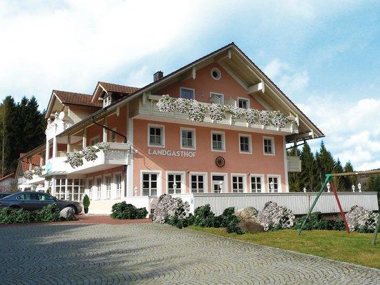 Landgasthof Zum Tierpark: Landgasthof