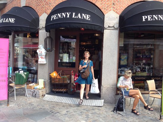 Penny Lane Cafe: Amazing food and bread!
