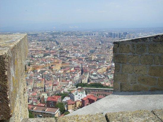 Castel Sant'Elmo : Vista