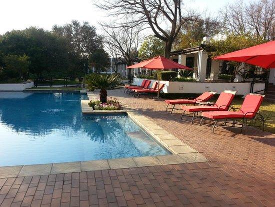 Indaba Hotel : Swimming area