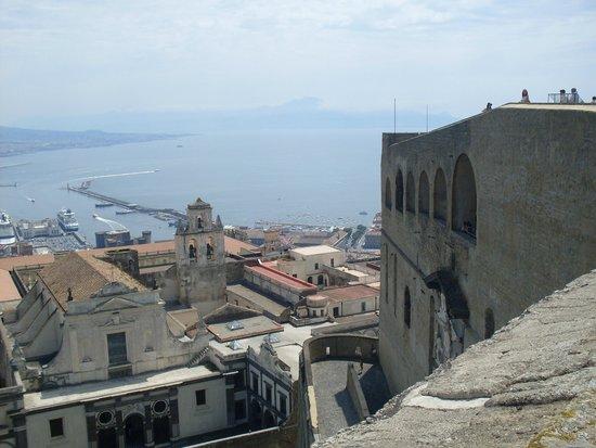 Castel Sant'Elmo : Vista dal Castello