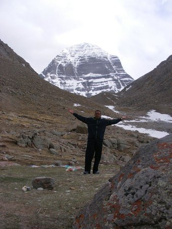 Mount Kailash : Absolutely Blissful ... Feeling Blessed !!!