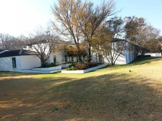 Indaba Hotel: The rooms