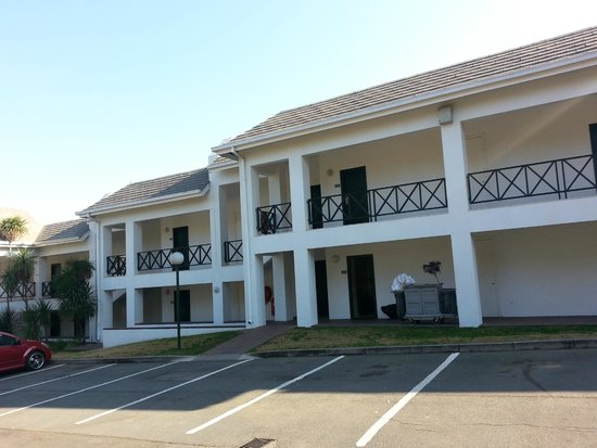 Indaba Hotel: Rooms