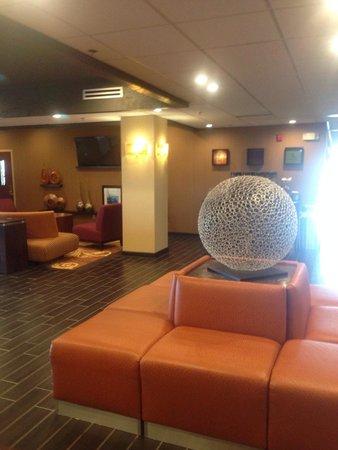 Hampton Inn Indianapolis-SW/Plainfield: Lobby