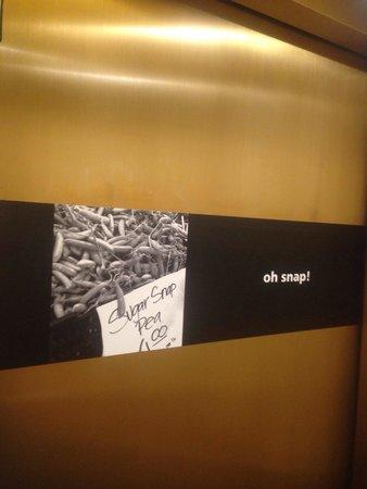 Hampton Inn Indianapolis-SW/Plainfield: Elevator