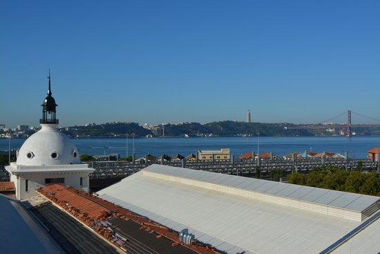 Ribeira Tejo by Shiadu: view from hotel