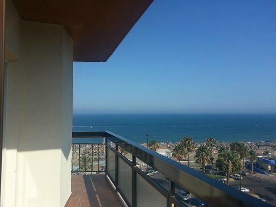 ClubHotel Riu Costa del Sol: The beautiful view from our balcony