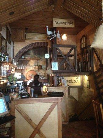 Pierogarnia Stary Mlyn: Кафе