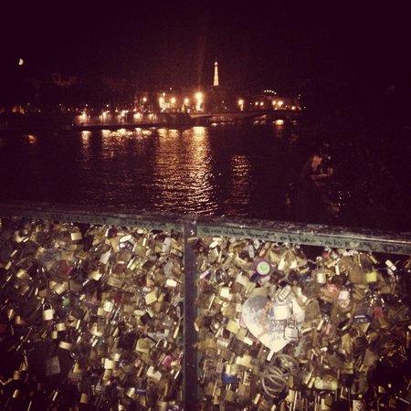 Paris by Martin & Friends: Love locks