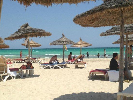Club Iliade: Foto spiagga, mare bellissimo!!