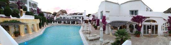 Grand Hotel Poltu Quatu Sardegna MGallery by Sofitel: Vista dell'interno