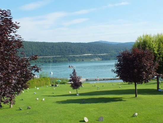 Haus Falle: Shiefling am See