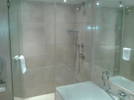 Plaza on the River - Club and Residence : Suite - shower