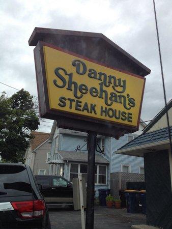 Danny Sheehan's Steak House: Best steak house