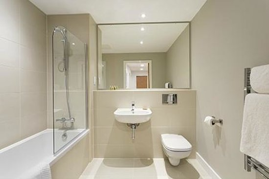 SACO Manchester - Piccadilly: Bathroom