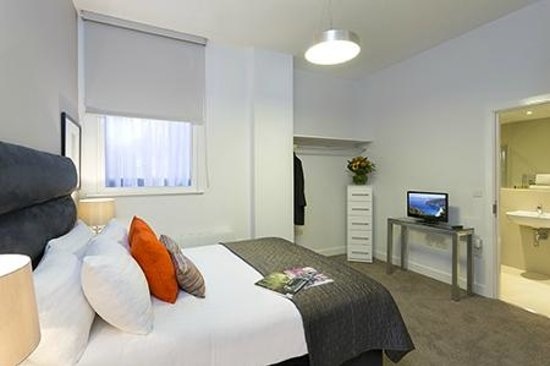 SACO Manchester - Piccadilly: Bedroom