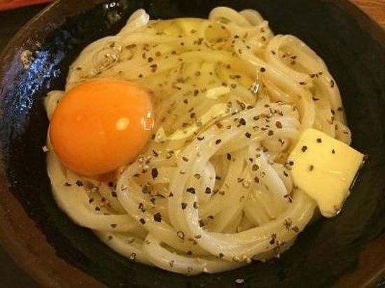 Udon Bakaichidai : 釜バター 小