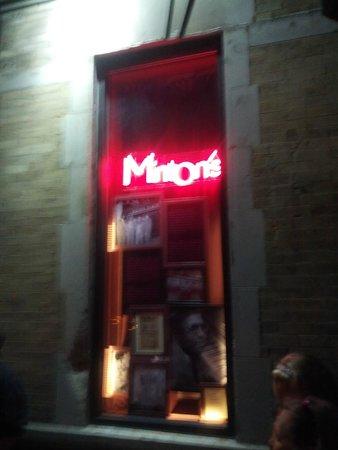 Harlem: Mintons ...what a gem..
