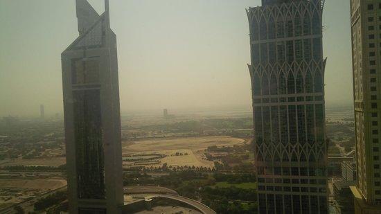 Millennium Plaza Hotel Dubai: room view